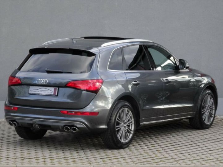Audi SQ5 Audi SQ5 3.0 TDI (313 Ch/ quattro/panoramique/Garantie 12mois gris foncé - 10