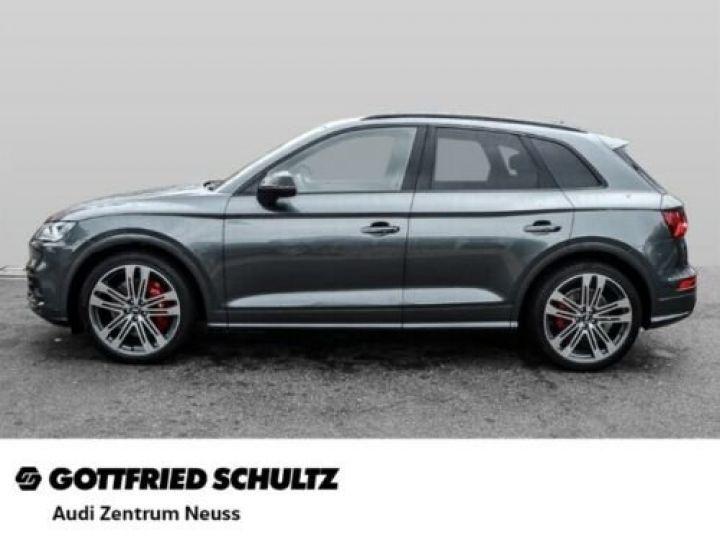 Audi SQ5 Audi SQ5 3.0 TDI quattro GPS / CLIM/ Phare LED MATRIX/ Toit PANO / Garantie 12 mois  Gris métallisée  - 3