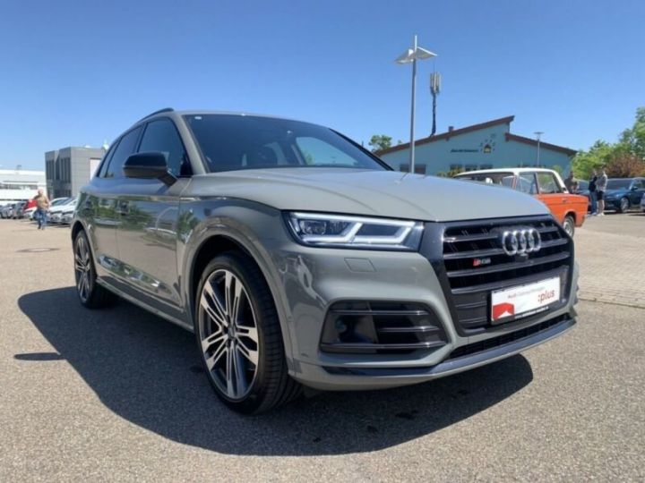Audi SQ5 Audi SQ5 3.0 TDI quattro tiptronic/ Diamant/Toit Panoramique/Virtual cockpit Gris  - 1