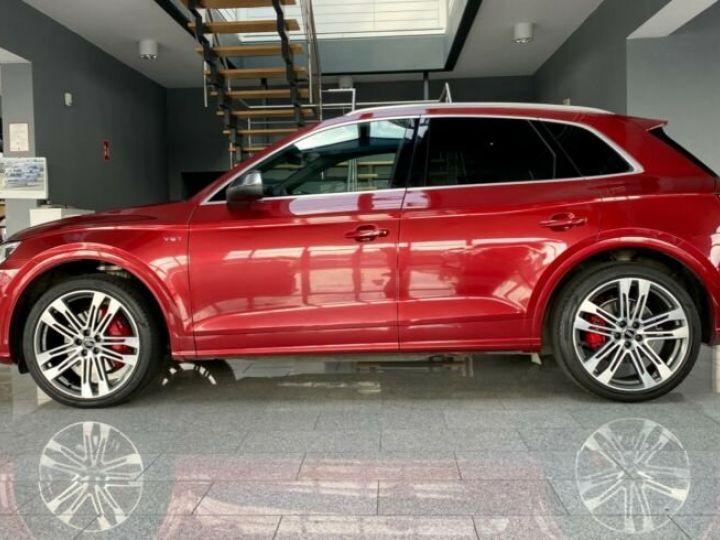 Audi SQ5 Audi SQ5 3.0 TFSI quattro 354ch* Toit Pano Ouvrant* B&O* Caméra* Hayon Elect* 1er Main* Garantie 12 mois rouge - 3