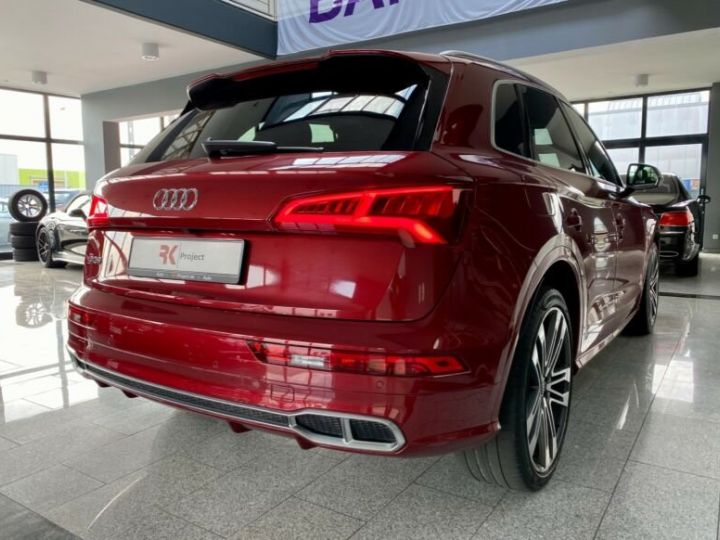 Audi SQ5 Audi SQ5 3.0 TFSI quattro 354ch* Toit Pano Ouvrant* B&O* Caméra* Hayon Elect* 1er Main* Garantie 12 mois rouge - 7