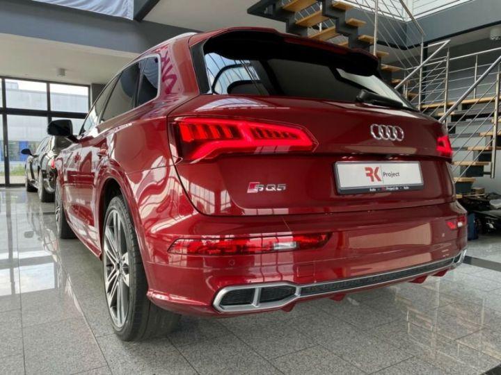 Audi SQ5 Audi SQ5 3.0 TFSI quattro 354ch* Toit Pano Ouvrant* B&O* Caméra* Hayon Elect* 1er Main* Garantie 12 mois rouge - 9