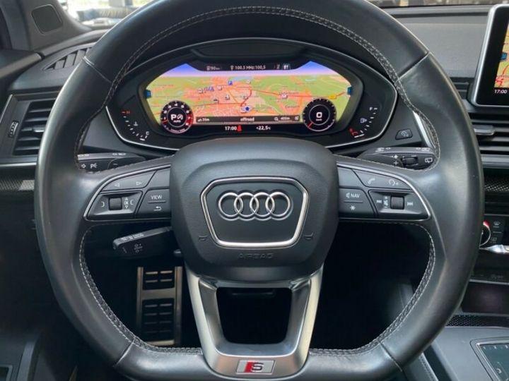 Audi SQ5 Audi SQ5 3.0 TFSI quattro 354ch* Toit Pano Ouvrant* B&O* Caméra* Hayon Elect* 1er Main* Garantie 12 mois rouge - 12