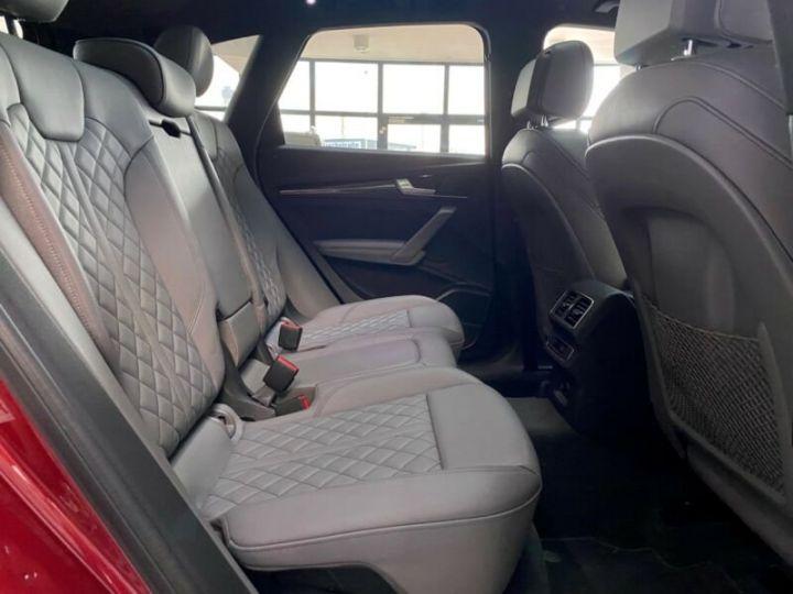 Audi SQ5 Audi SQ5 3.0 TFSI quattro 354ch* Toit Pano Ouvrant* B&O* Caméra* Hayon Elect* 1er Main* Garantie 12 mois rouge - 17
