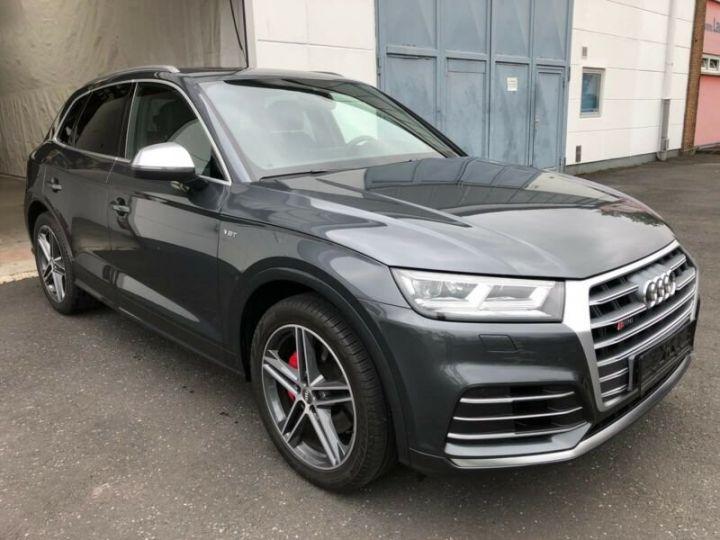 Audi SQ5 Audi SQ5 3.0 TFSI Quattro/ Toit Panoramique / GPS / LED / Haut-Parleur B&O / Garantie 12 mois  Gris métallisée  - 1