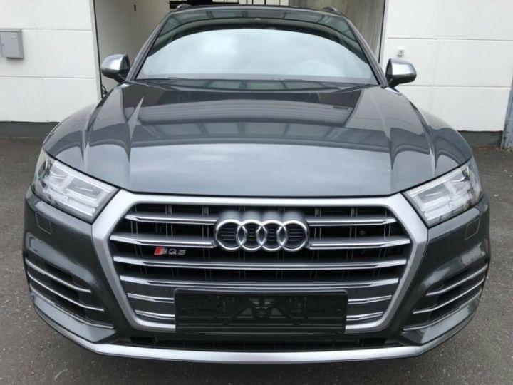 Audi SQ5 Audi SQ5 3.0 TFSI Quattro/ Toit Panoramique / GPS / LED / Haut-Parleur B&O / Garantie 12 mois  Gris métallisée  - 2