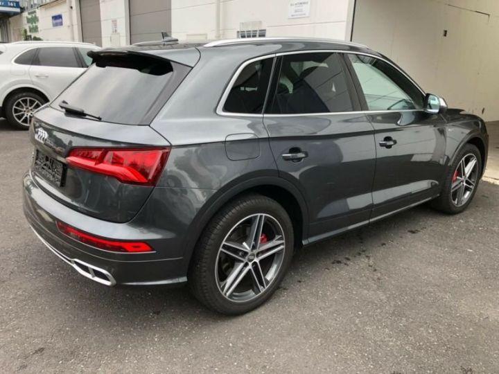 Audi SQ5 Audi SQ5 3.0 TFSI Quattro/ Toit Panoramique / GPS / LED / Haut-Parleur B&O / Garantie 12 mois  Gris métallisée  - 4