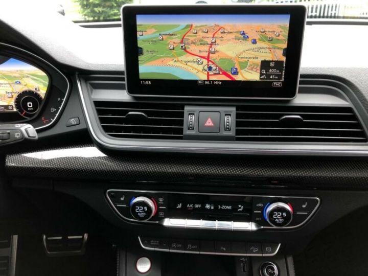 Audi SQ5 Audi SQ5 3.0 TFSI Quattro/ Toit Panoramique / GPS / LED / Haut-Parleur B&O / Garantie 12 mois  Gris métallisée  - 12