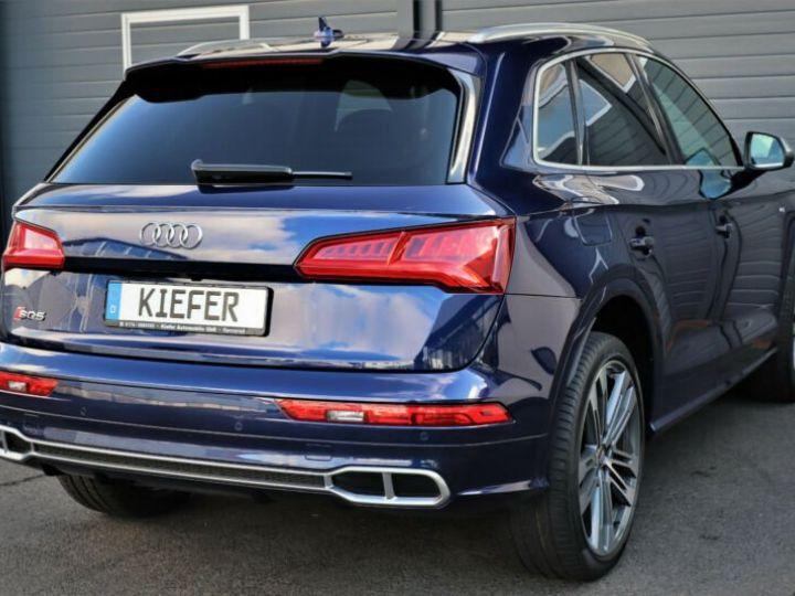 Audi SQ5 Audi SQ5 3.0 TFSI tiptronic quattro/Virtual cockpit/GPS/Toit Panoramique/Garantie 12 Mois  bleu - 3