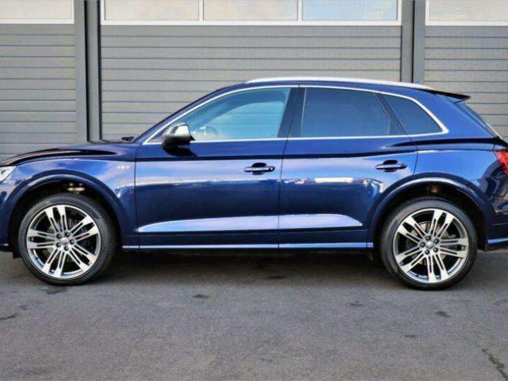 Audi SQ5 Audi SQ5 3.0 TFSI tiptronic quattro/Virtual cockpit/GPS/Toit Panoramique/Garantie 12 Mois  bleu - 12