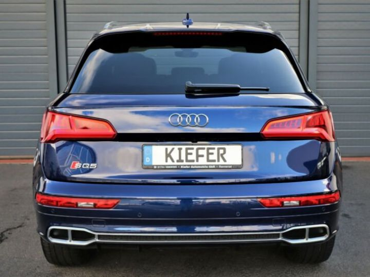 Audi SQ5 Audi SQ5 3.0 TFSI tiptronic quattro/Virtual cockpit/GPS/Toit Panoramique/Garantie 12 Mois  bleu - 13