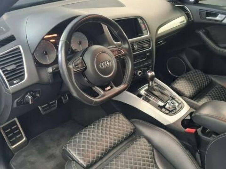 Audi SQ5 Audi SQ5 3.0 V6 BiTDI 326ch Competition quattro Tiptronic / Pano / Garantie 12 Mois / Livraison Incluse Bleu  - 3