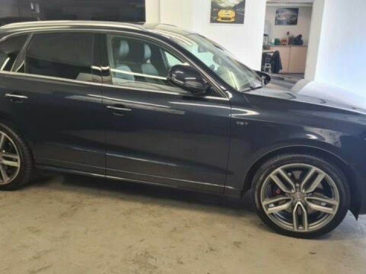 Audi SQ5 Audi SQ5 3.0 V6 BiTDI 326ch Competition quattro Tiptronic / Pano / Garantie 12 Mois / Livraison Incluse Bleu  - 12