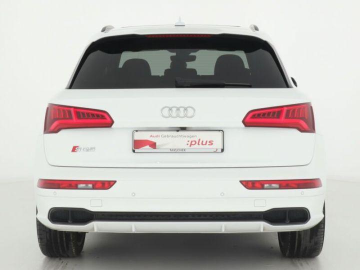 Audi SQ5 AUDI SQ5 QUATTRO 347ch Blanc - 4