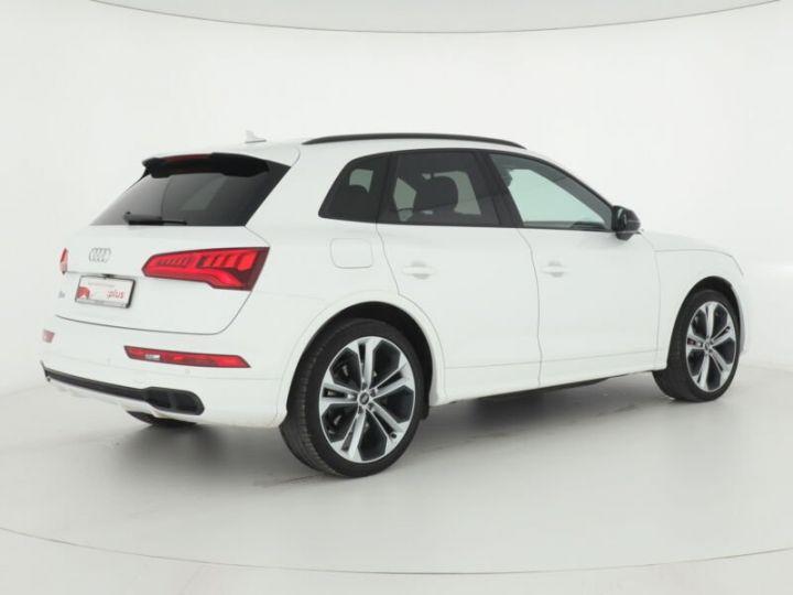 Audi SQ5 AUDI SQ5 QUATTRO 347ch Blanc - 5