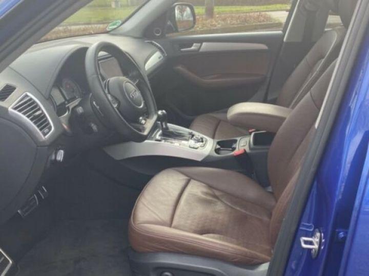 Audi SQ5 Audi SQ5 (SQ5 V6 3.0 BiTDI 326cv Quattro Competition Tiptronic (21cv) Bleu - 4