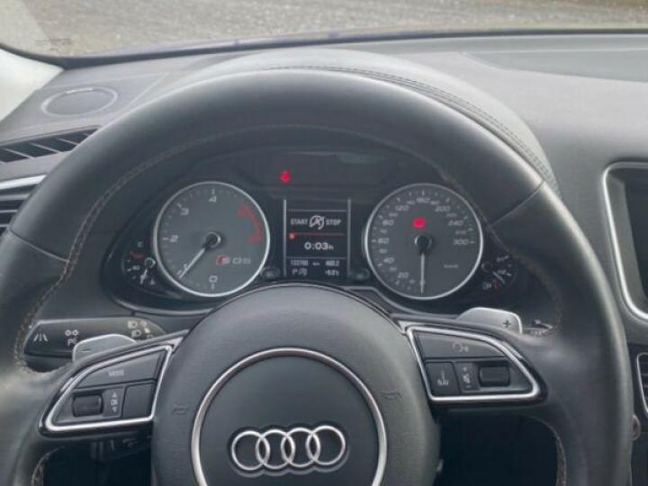 Audi SQ5 Audi SQ5 (SQ5 V6 3.0 BiTDI 326cv Quattro Competition Tiptronic (21cv) Bleu - 7