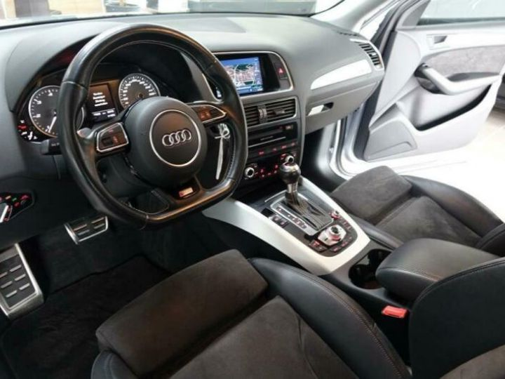 Audi SQ5 Audi SQ5 (SQ5 V6 3.0 BiTDI 326cv Quattro Competition Tiptronic (21cv) Gris - 9