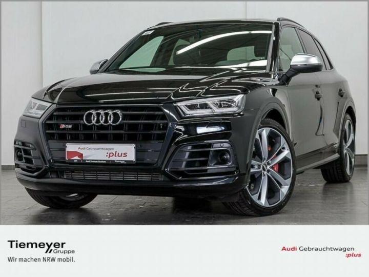 Audi SQ5 Audi SQ5 TDI QUATTRO * TOIT OUVRANT noir mythos - 1