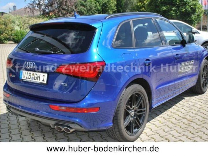 Audi SQ5 Audi SQ5 V6 3.0 BiTDI 326 Quattro Tiptronic 8/Toit Panoramique/Garantie 12Mois bleu - 3