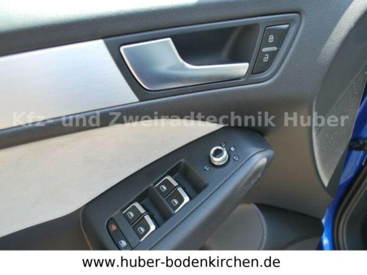 Audi SQ5 Audi SQ5 V6 3.0 BiTDI 326 Quattro Tiptronic 8/Toit Panoramique/Garantie 12Mois bleu - 6