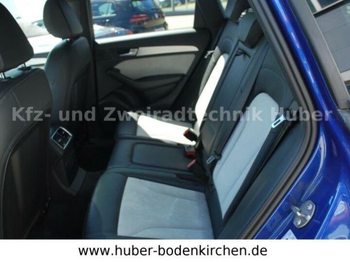 Audi SQ5 Audi SQ5 V6 3.0 BiTDI 326 Quattro Tiptronic 8/Toit Panoramique/Garantie 12Mois bleu - 7