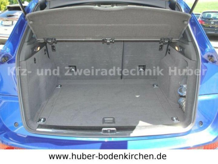 Audi SQ5 Audi SQ5 V6 3.0 BiTDI 326 Quattro Tiptronic 8/Toit Panoramique/Garantie 12Mois bleu - 9