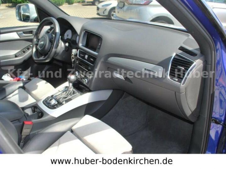 Audi SQ5 Audi SQ5 V6 3.0 BiTDI 326 Quattro Tiptronic 8/Toit Panoramique/Garantie 12Mois bleu - 10