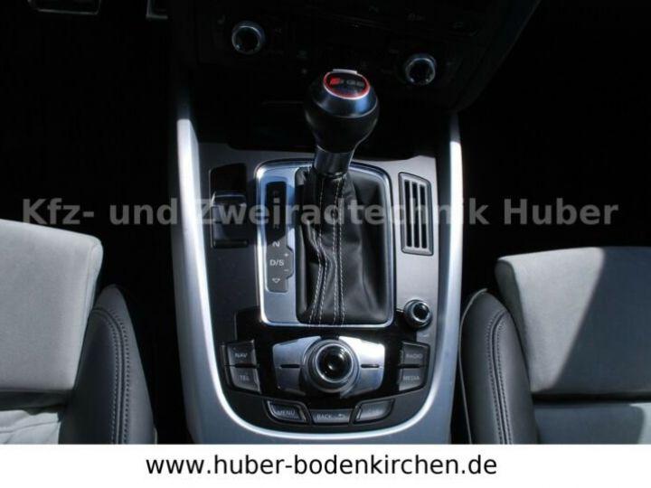 Audi SQ5 Audi SQ5 V6 3.0 BiTDI 326 Quattro Tiptronic 8/Toit Panoramique/Garantie 12Mois bleu - 12