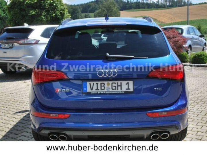 Audi SQ5 Audi SQ5 V6 3.0 BiTDI 326 Quattro Tiptronic 8/Toit Panoramique/Garantie 12Mois bleu - 15