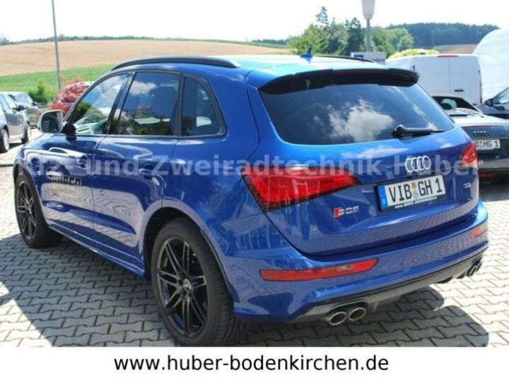 Audi SQ5 Audi SQ5 V6 3.0 BiTDI 326 Quattro Tiptronic 8/Toit Panoramique/Garantie 12Mois bleu - 16