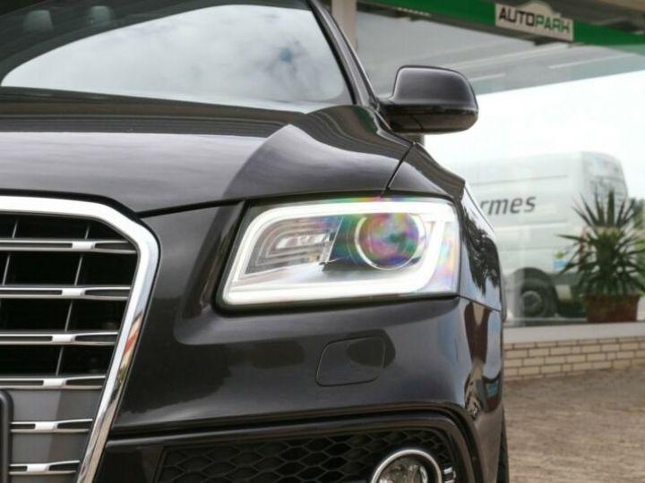 Audi SQ5 BiTDI 326 Quattro Tiptronic 8 Gris métallisée  - 5