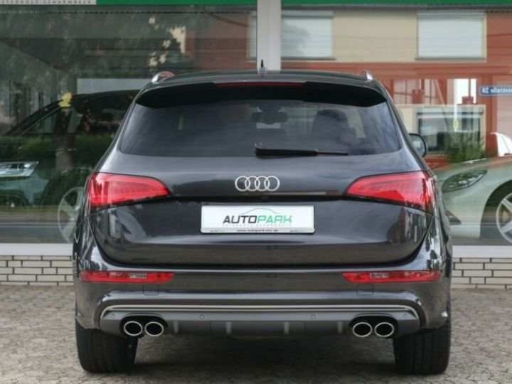 Audi SQ5 BiTDI 326 Quattro Tiptronic 8 Gris métallisée  - 9