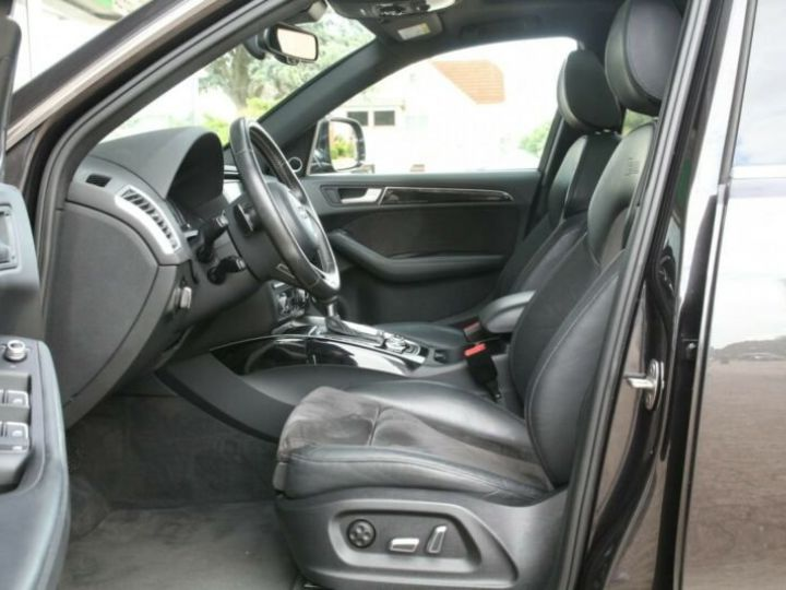 Audi SQ5 BiTDI 326 Quattro Tiptronic 8 Gris métallisée  - 11