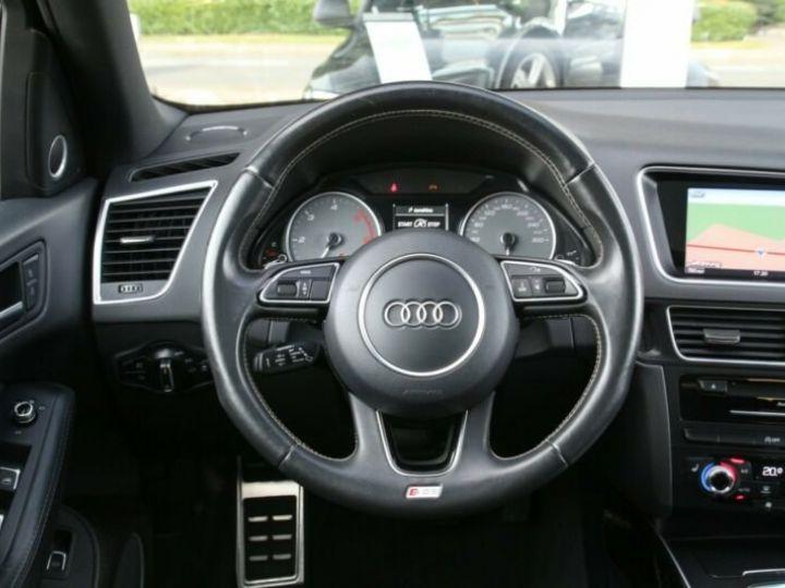 Audi SQ5 BiTDI 326 Quattro Tiptronic 8 Gris métallisée  - 14