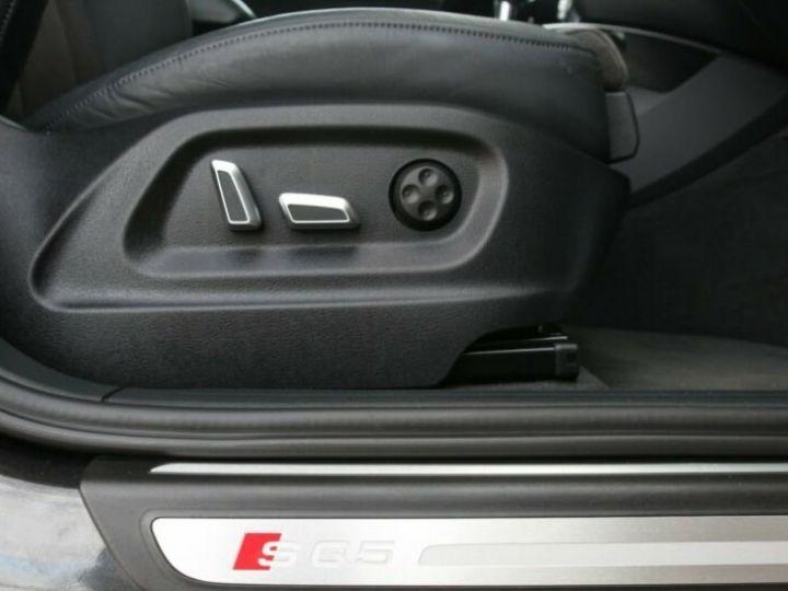 Audi SQ5 BiTDI 326 Quattro Tiptronic 8 Gris métallisée  - 15