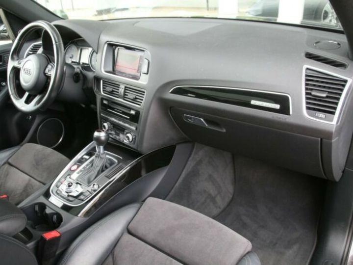 Audi SQ5 BiTDI 326 Quattro Tiptronic 8 Gris métallisée  - 19