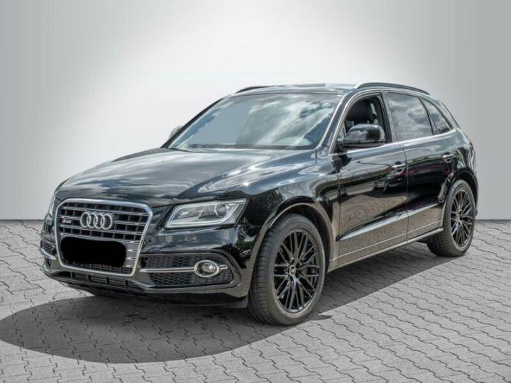Audi SQ5 COMPETITION noir brillant - 1