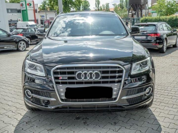 Audi SQ5 COMPETITION noir brillant - 2