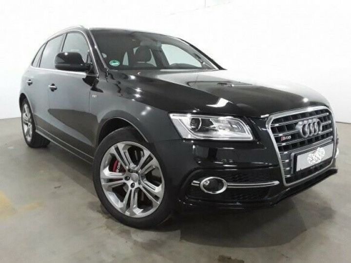 Audi SQ5 competition noir - 1