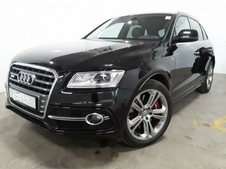 Audi SQ5 competition noir - 2