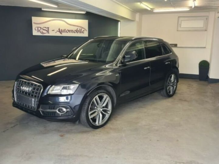 Audi SQ5 compétition bleu metallique  - 2