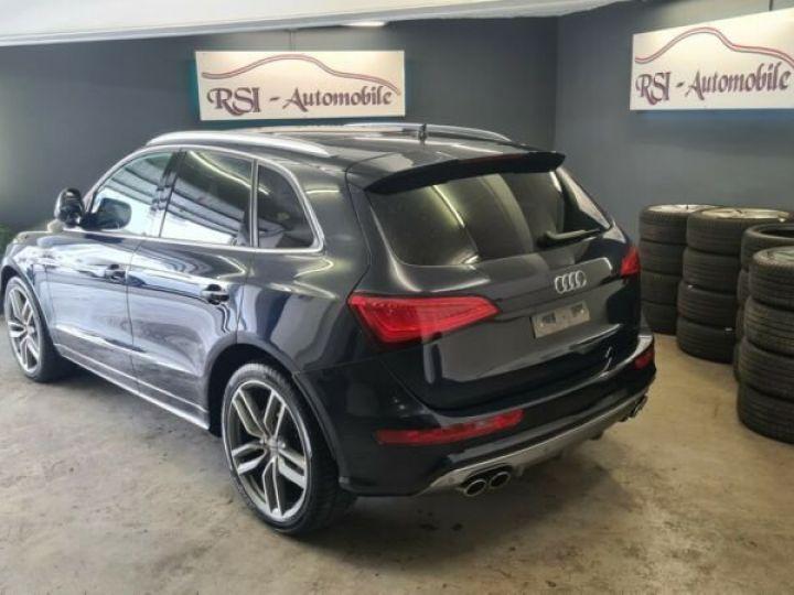 Audi SQ5 compétition bleu metallique  - 4