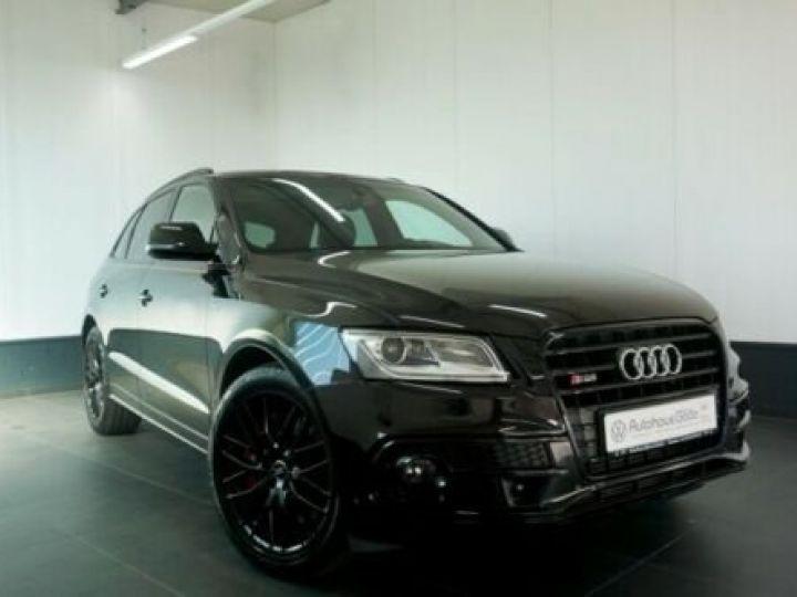 Audi SQ5  compétition 3.0 TDI V6 Quattro / TOIT OUVRANT / GPS/ QUATTRO / ABS / GARANTIE 12 MOIS  Noir métallisée  - 1