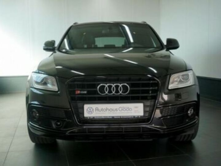 Audi SQ5  compétition 3.0 TDI V6 Quattro / TOIT OUVRANT / GPS/ QUATTRO / ABS / GARANTIE 12 MOIS  Noir métallisée  - 2