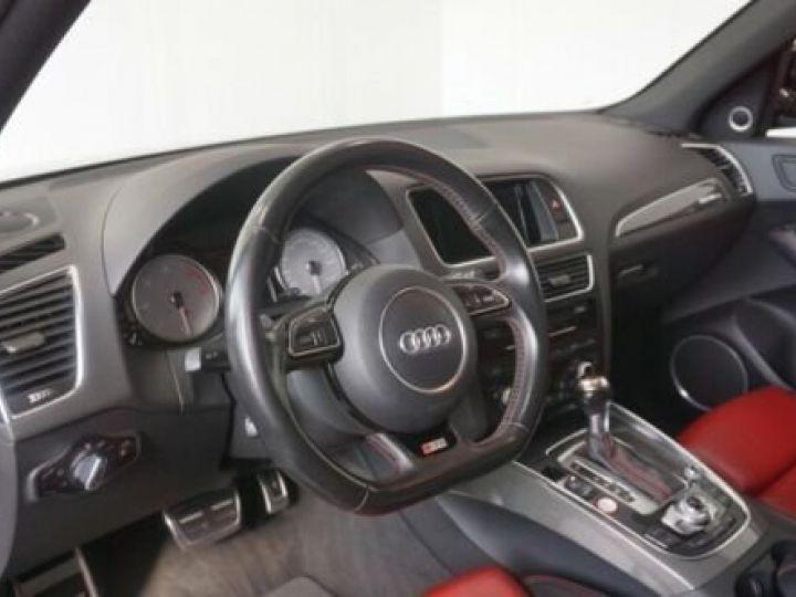 Audi SQ5  compétition 3.0 TDI V6 Quattro / TOIT OUVRANT / GPS/ QUATTRO / ABS / GARANTIE 12 MOIS  Noir métallisée  - 8