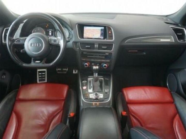Audi SQ5  compétition 3.0 TDI V6 Quattro / TOIT OUVRANT / GPS/ QUATTRO / ABS / GARANTIE 12 MOIS  Noir métallisée  - 9