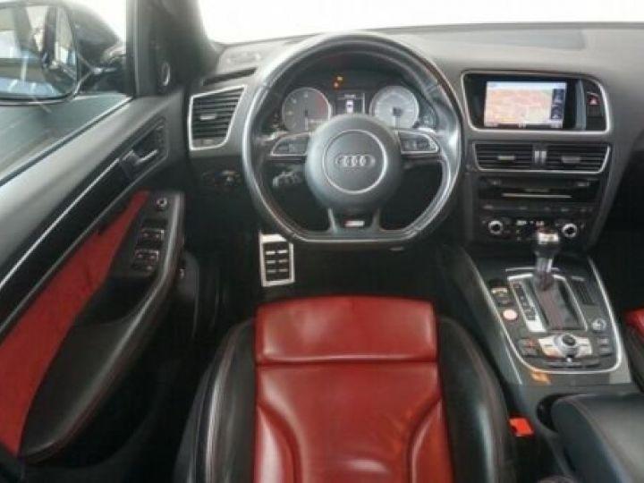 Audi SQ5  compétition 3.0 TDI V6 Quattro / TOIT OUVRANT / GPS/ QUATTRO / ABS / GARANTIE 12 MOIS  Noir métallisée  - 10
