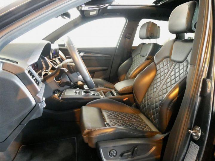 Audi SQ5 II 3.0 V6 TFSI 354 QUATTRO TIPTRONIC 8 Gris Daytona Vendu - 15