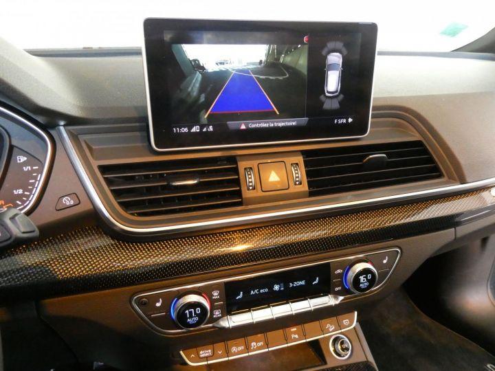 Audi SQ5 II 3.0 V6 TFSI 354 QUATTRO TIPTRONIC 8 Gris Daytona Vendu - 19